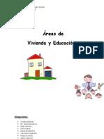 Área de Vivienda y educacion