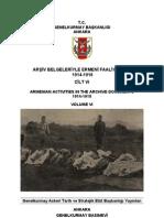 Arsiv Belgeleriyle Ermeni Faaliyetleri Cilt 6
