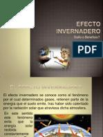 Efecto invernadero (Alex Eduardo De la rosa Castañeda)