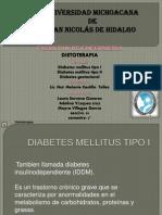 Diabetes Mellitus I