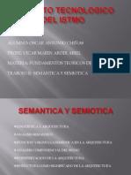 semantica y semiotica