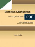 Sist Dist - 06 - Java RMI