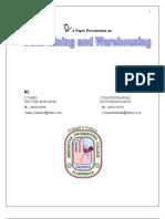 Data Mining and Printed)