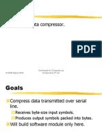 Data Compressor
