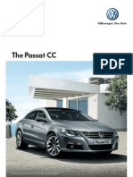 Passat Cc Brochure