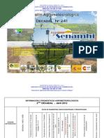 2do Decadal Nro. 241-Abril 2012-Altiplano-Oruro_aeropuerto, El Alto y Potosí_aeropuerto