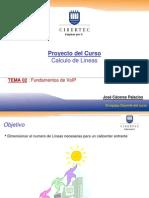 Calculo de Lineas-20112