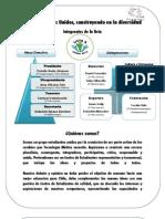 Programa CEE 2012 Unidos, Construyendo en La Diversidad