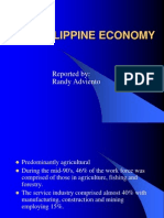 1. the Philippine Economy