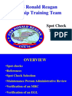 Spot Check Training1