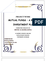 Mutual Fund Project