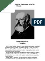 Ян Беленький, профессор. Выставка в еврейской гимназии в Берлине. Химия,вклад в дело мира и литература.