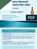 Caso 1 - Cerveceria San Juan