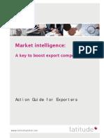 Market Intelligenece