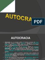 Presentación autocracia
