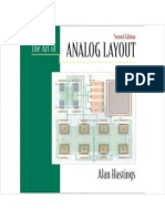 The Art of Analog Layout by Alan Hasting