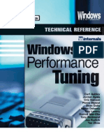 Windows Performance Tuning