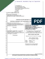 Notice of Plaintiffs Motion to Compel Supplemental Responses to 1st Set of Interrogatories