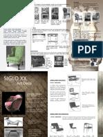 Mobiliario Neoclásico- SigloXX