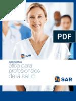 Etica Para Profesionales de La Salud