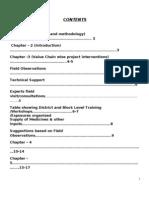 ULIPH Report Format