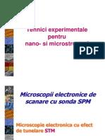 Tehnici Experiment Ale Pentru Nano- Si Microstructuri -C7