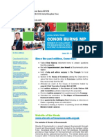 News Bulletin From Conor Burns MP #90