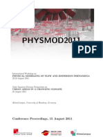 PHYSMOD2011 Proceedings