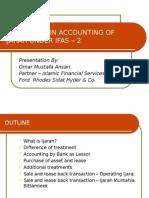 Ijara Accounting Ppt