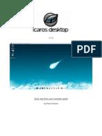 IcarosDesktop v140 Manual