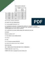 Coeficienti de Calculat Debitul Pompelor de Adancime