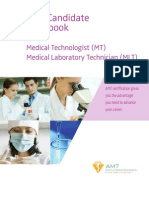 MT MLT Handbook