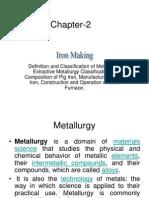 Iron Making