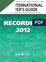Recorde Guide