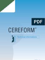 Technical Report Cereform Implants