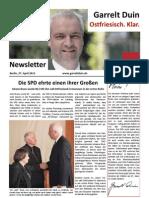 20120427 Newsletter April I