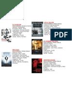 Urtarrileko DVD Berriak