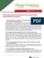 01 Climate Change Key Messages-En