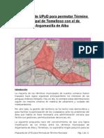 Propuesta de UPyD para permutar Termino Municipal con Argamasilla de Alba