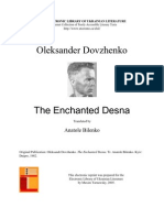 Oleksander Dovzhenko - Enchanted Desna