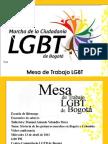 Historia de las primeras marchas LGTB en Bogotá, Colombia