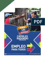 Plan de Empleo de Capriles Radonski y la Unidad en Venezuela