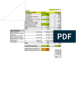 Ipo Analysis Spreadsheet Expected Value