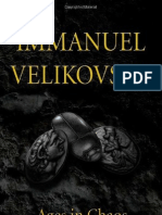 Velikovsky Immanuel - The Dark Age of Greece. an Unpublished Manuscript