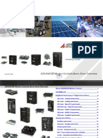 Advanced Motion Controls 2012 Catalog