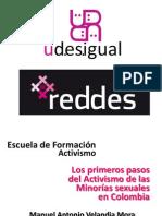 Los primeros pasos del Activismo de las Minorías sexuales  en Colombia