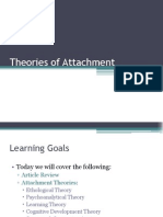 Theories of Attachment