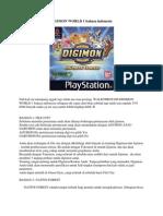 Walk Through Digimon World 1 Bahasa Indonesia