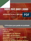 Treinamento Nbr Iso 9001- 28-07-2008 - Atualizado