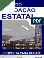 Projeto Fundação Estatal